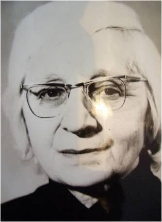 Анна Ивановна Прозоровская