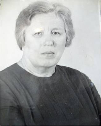 Суслова Антонина Ивановна